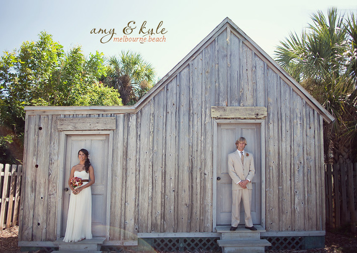 Amy Kyle Melbourne Beach Wedding Central And South
