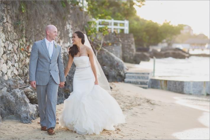 Karen + Dave | Sandals Ocho Rios Jamaica Destination ...